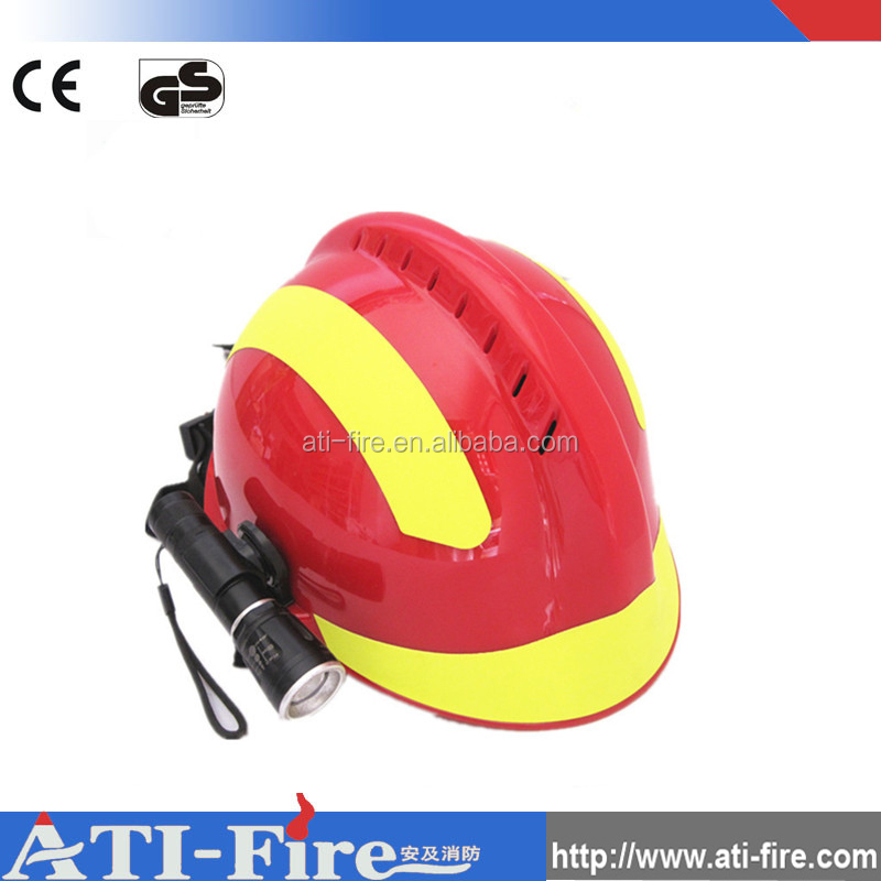 CE Standard Emergency Rescue Firefighting Helmet Korea Type Fireman Protect Helmet