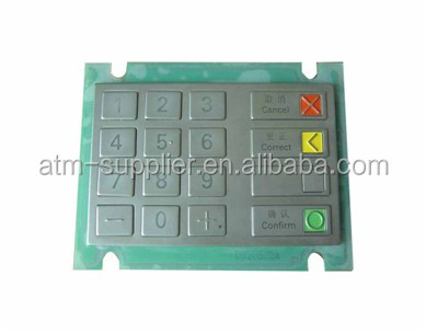 atm machine parts WINCOR ATM Parts 1750087220 Keyboard V5 EPP 01750087220