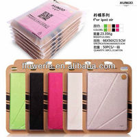 FL3292 2013 China wholesale stand flip smart case for apple ipad air