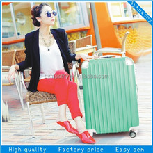 travelmate luggage ABS suitcase PC trolley bag