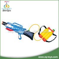 Hot selling gun water toy air pressure water gun shoot gun for wholesales