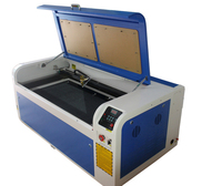 80w CO2 Small MDF Foam Cloth Wood Acrylic Granite Stone Paper Fabric Laser Cutting Machine Factory Price Cheap