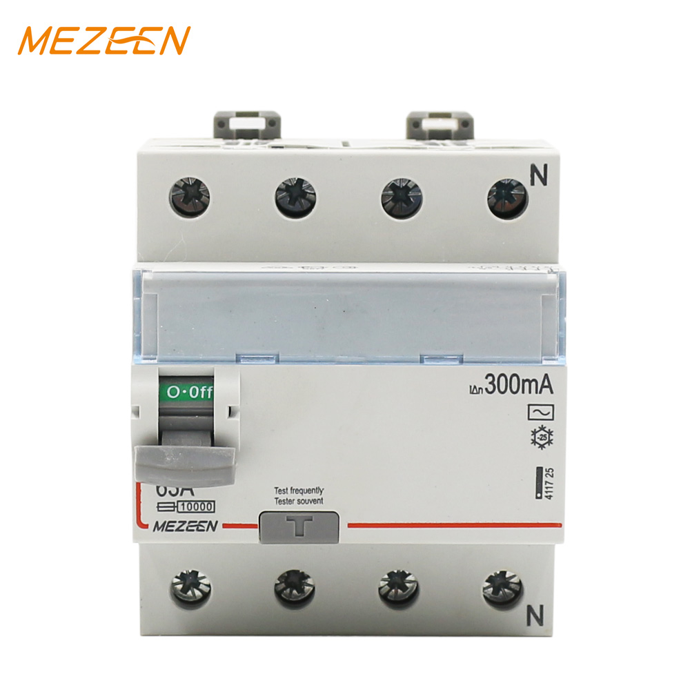 China Electron Rcd Manufacturers And Suppliers Rccb Rcbo Id Breaker Mccb Mini Circuit On Alibabacom