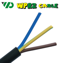 3 core 2.5mm Flexible Wire Power Electrical Cable