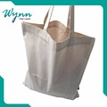 Charitable sponsorship promotional shopping bag cotton with cord