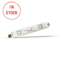 5050 3LEDs LED Modules RGB Waterproof IP66 0.72w LED Module Pack of 20
