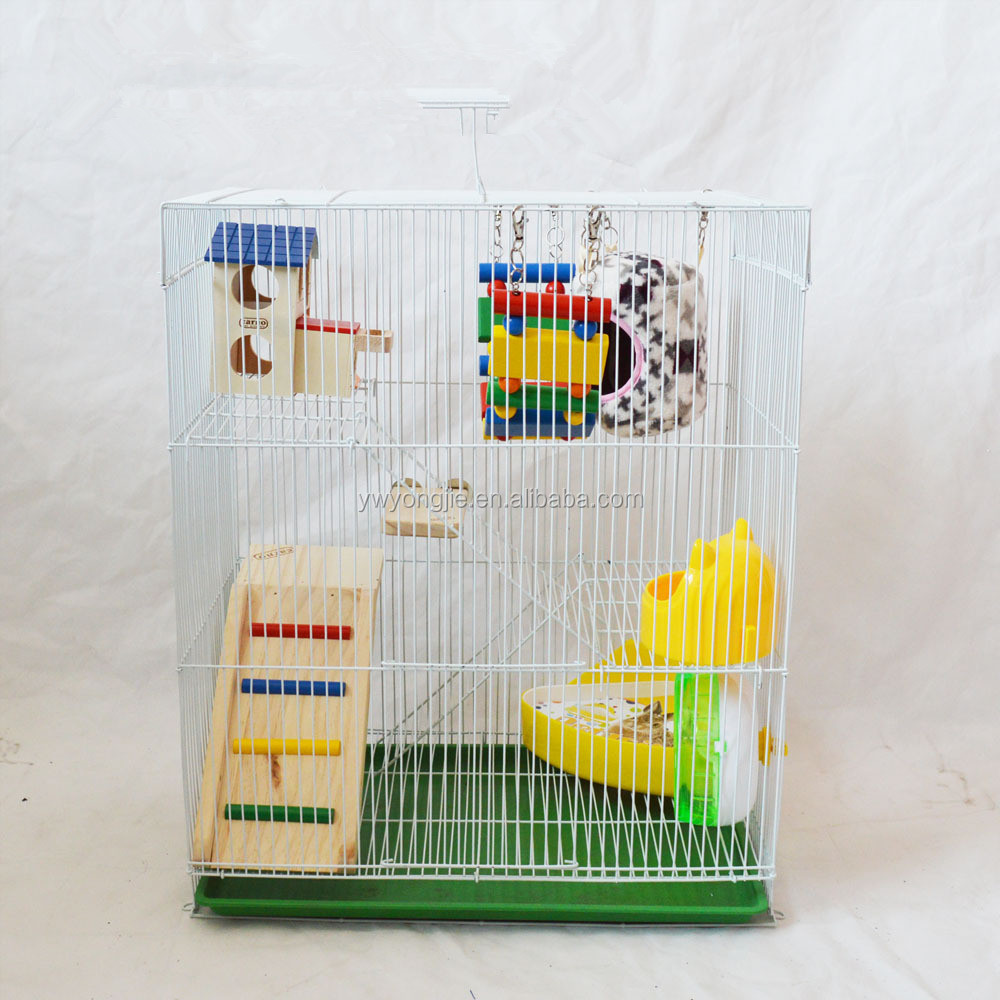 High Quality Wire Hamster cage for Sale