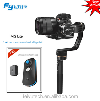FY- MG Lite 3-Axis brushless handheld steadycam dslr camera stabilizer