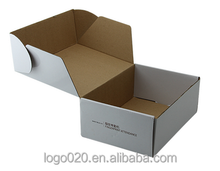 High quality Customized Printing Corrugated Kraft Cardboard Paper Carton Box for Shipping