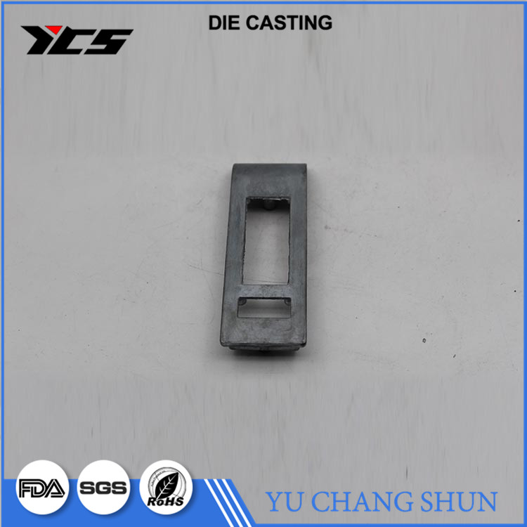 Zinc Die Casting Product For Intelligent Door Lock Cover