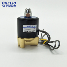 SUD SUD2 Series 1/8'' Inch 24V Direct Operated Pneumatic Solenoid Valve