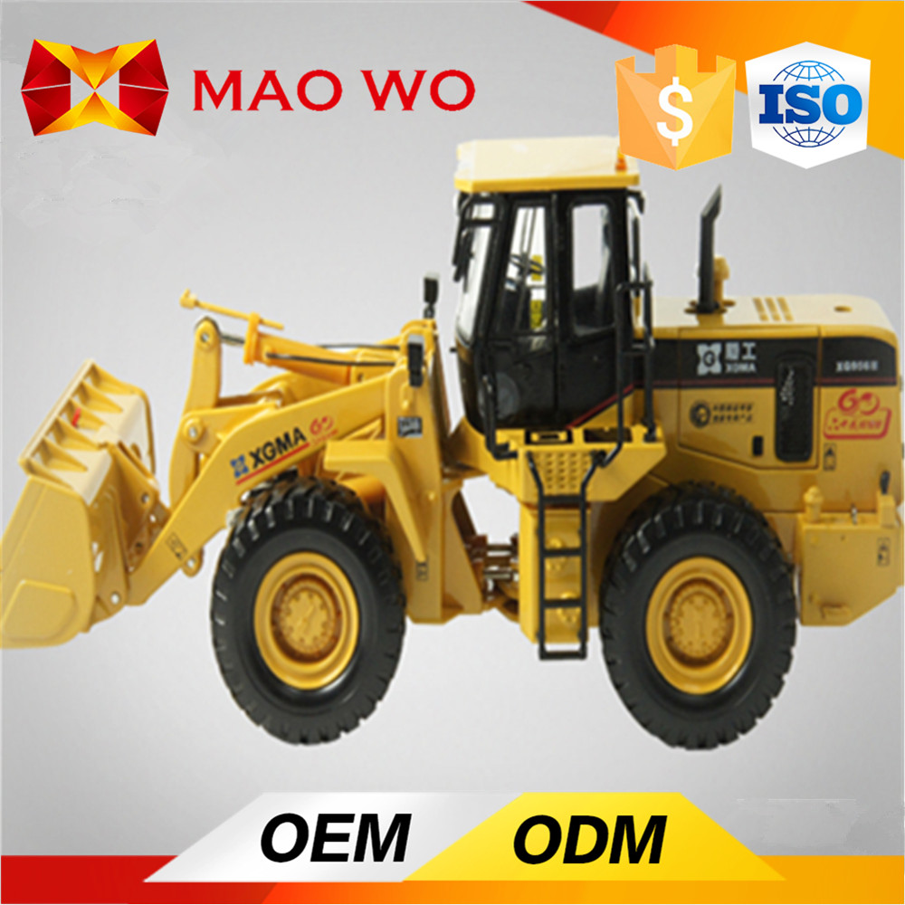 Hot sale XGMA 5 ton 3 cube large bucket wheel loader XG955