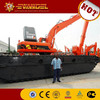 Doosan/Zhengyu swamp excavator,cheap amphibious excavators on sales