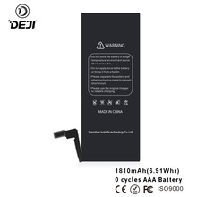 OEM original battery AAA quality 1810mAh for apple replace battery iphone 6G