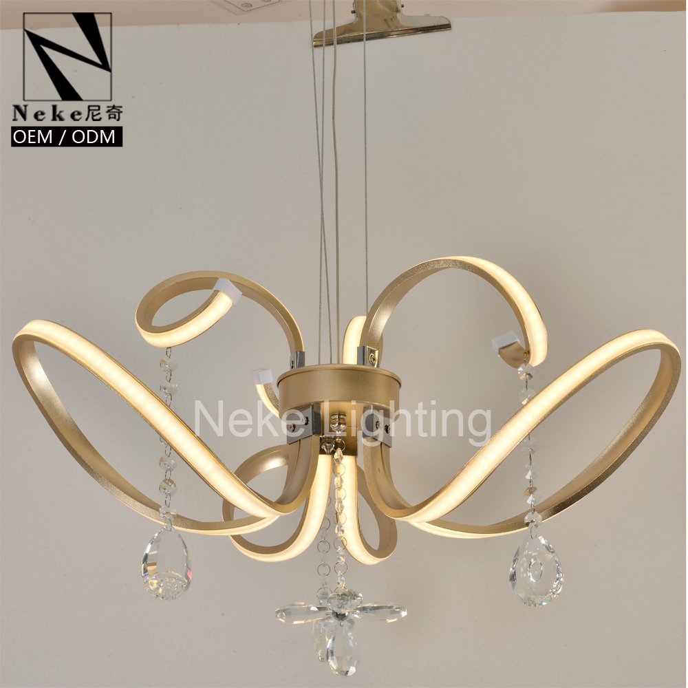 American modern simple design pendant flos lighting for hotel