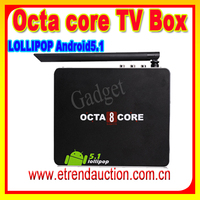 RK3368 CSA90 Android 5.1 lollipop octa core smart tv box Pre-installed Kodi 14.2 Fully Loaded IPTV Android TV Box OTT TV Box