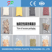 vacuum plastic nylon bags bags for food storage