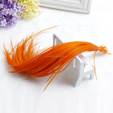 2014 new coming rooster feather hot selling ombre feather 100% real feather for hair extension