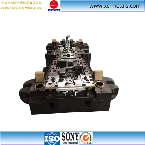 Outstanding OEM&ODM Stamping mould design and manufacturer in China