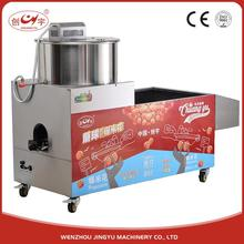 Chuangyu CE Standard 220V 50HZ Home Use Automatic Gas Flavored Caramel Popcorn Maker Single Pot Gas Popcorn Maker