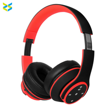 2017 OEM sport stereo wireless bluetooth headset, foldable bluetooth headphones without wire, retractable bluetooth earphones