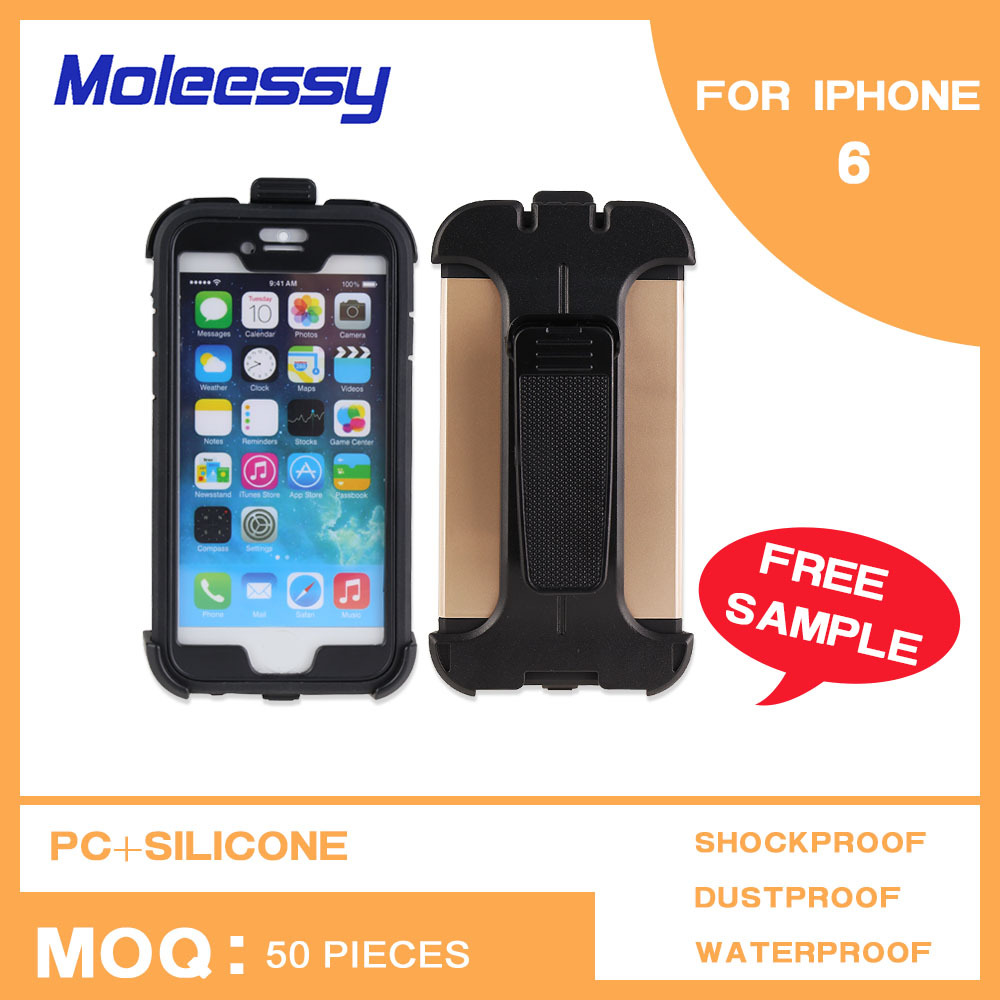 pc+tup no bottom case for iphone 6 6g