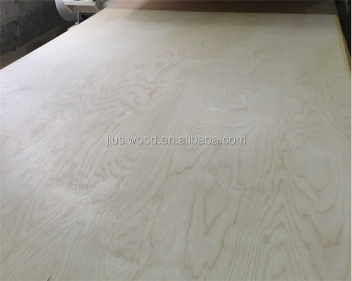 high quality factory price birch plywood for export