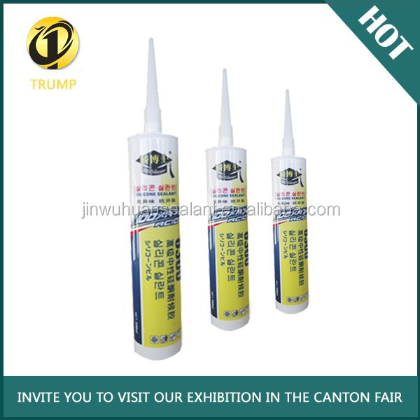 JBS-6300-1035 high modulus neutral sealant with super strong adhesion