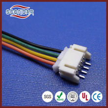 China Custom Electrical Wire Cable /electronic JST 2.0 Wire Harness Manufacturer