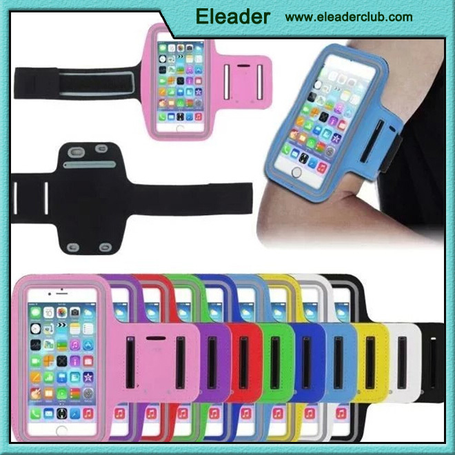 for armband iphone 6 plus, universal mobile phone sport armband cover arm holder for iphone /samsung