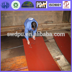 SWD spray polyurea anti-corrosion paint