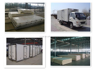 CKD GRP/FRP Box Body/FRP truck box
