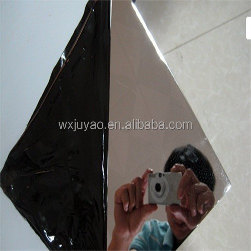8k/mirror finish 409L stainless steel sheet