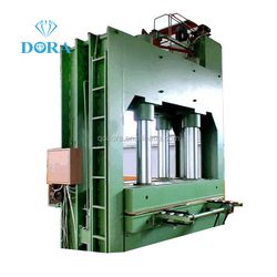 hydraulic cold Press Machine for Making Plywood/ block board /bamboo floor making machines