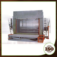 Door Skin Hot Press Machine