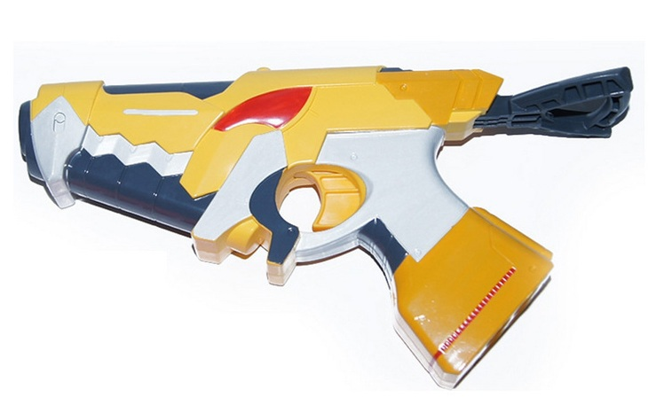 Children's toy gun boy soft toy guns firing model