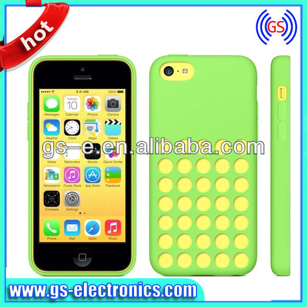 Original silicone case for iphone5c colorful case i phone5 c rubber skin iphone 5c soft covers