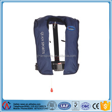 CE Approved Neoprene Pfd Inflatable Life Jacket Life Vest