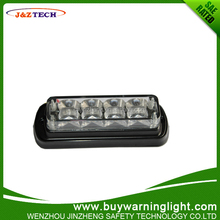 Waterproof vehicle 12v led strobe lighthead warning lights work lighting for truck fire truck