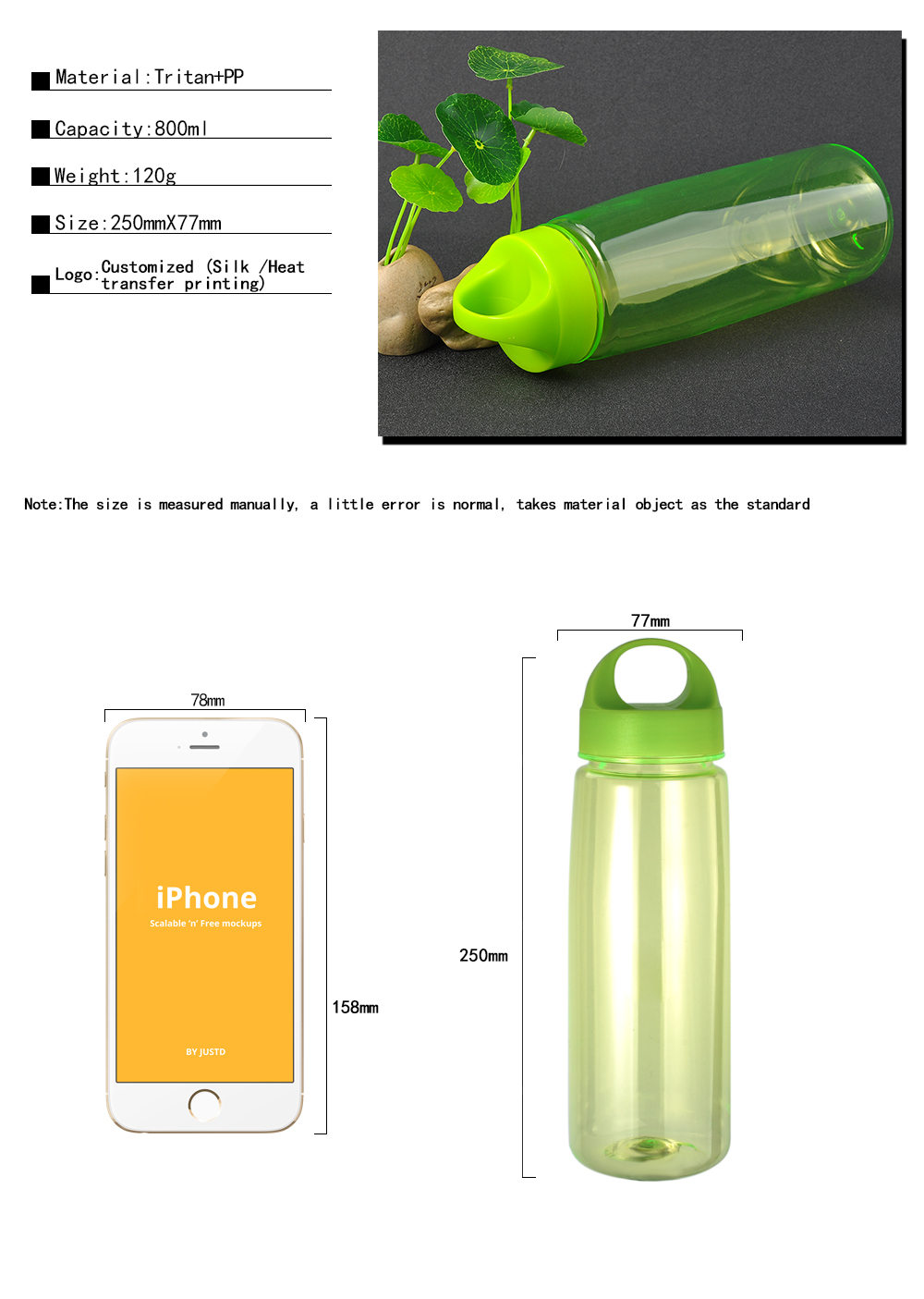 Factory Reusable Plastic Bicycle 800Ml 2 3 Liter Water Bottle,Private Labe Cycling Water Bottle Free Samples