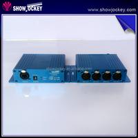 Artnet controller , 8*512channels ,dmx Artnet pro controller combine with Madrix Software, led lighting