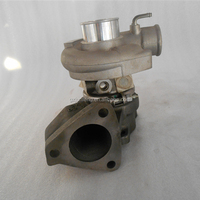 Auto Engine parts TD04 Turbo for Mitsubishi Delica L300 L200 Pajero 4D56 Engine TD04l-14t turbocharger 49177-01502 49177-01512