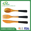 Bamboo Dinnerware Set Knife&Fork&Spoon Set