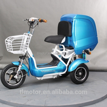 China 500w electric cargo tricycle