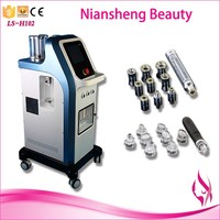 2016 new product portable hydro dermabrasion machine/crystal peeling machine