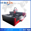 500W hobby fiber laser metal cutting machine with high accuracy