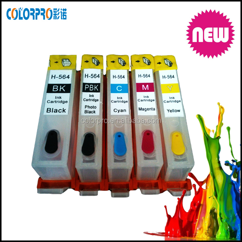For HP 862 refillable ink cartridge for HP B110a B210a 5510 6510 7510 C410D printer