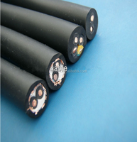 Two Core H07RN-F Rubber copper cable