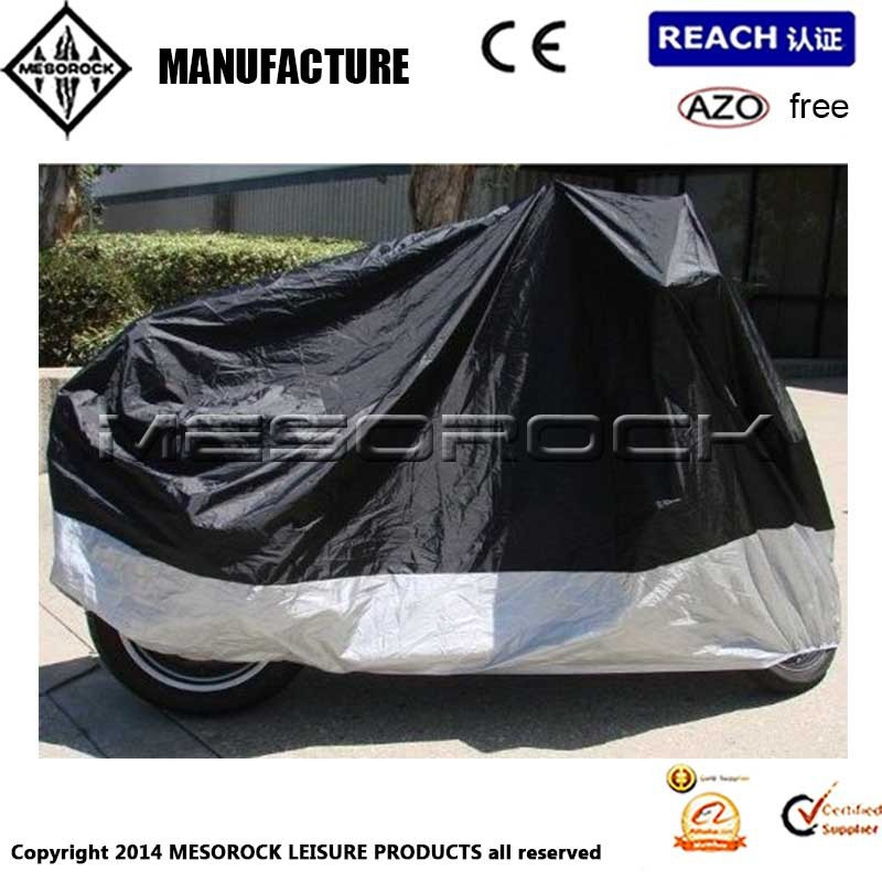 Waterproof Motorcycle Body Storage Cover For Sportster Cruiser