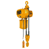 Electric Chain hoist 1 2 3 ton single phase 220v 380v
